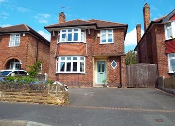 Thumbnail 3 bed detached house for sale in Burnbreck Gardens, Wollaton, Nottingham, Nottinghamshire