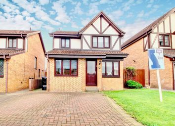 Thumbnail 4 bed detached house for sale in Glen Clova Gardens, Kilmarnock