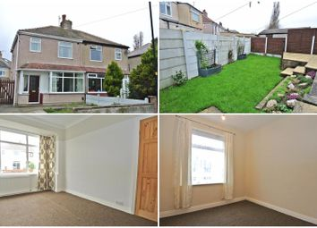 Thumbnail 3 bed semi-detached house to rent in West Drive, Scale Hall, Lancaster