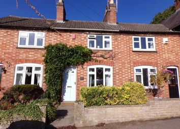 Thumbnail 2 bed terraced house for sale in The Square, Thurnby, Leicester, Leicestershire