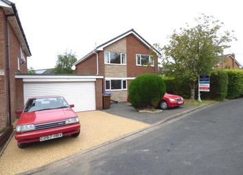 Thumbnail 4 bed detached house to rent in Liskeard Drive, Bramhall, Stockport