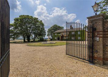 Weybridge Farmhouse, Woolley Road, Alconbury, Huntingdon PE28. 5 bed detached house for sale