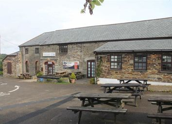 Thumbnail Pub/bar for sale in The Coach House, Juliots Well, Camelford