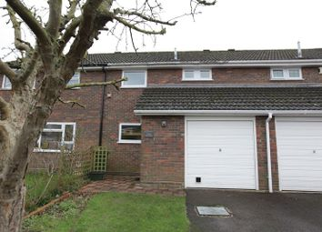 Thumbnail 3 bed terraced house to rent in Larkfield, Chineham, Basingstoke