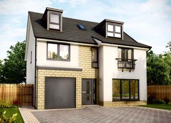 "Thumbnail 4 bed detached house for sale in ""Ivory Garden Room Hepburn Gate"" at Fallside Road, Bothwell, Glasgow"