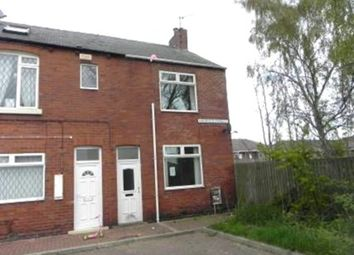 Thumbnail 2 bed end terrace house to rent in Highfield Terrace, Durham