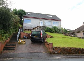 Thumbnail 4 bed detached bungalow for sale in Garvie Avenue, Gourock