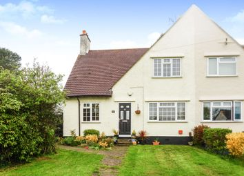 Thumbnail 3 bed semi-detached house for sale in High Road, Epping