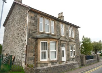 Thumbnail 3 bed duplex for sale in Milton Rd, Dunoon