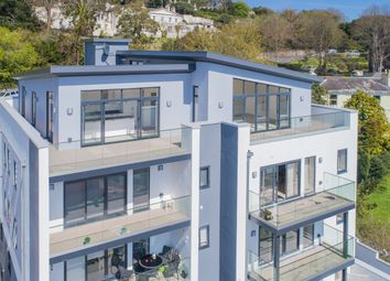 Thumbnail 3 bedroom flat for sale in Lower Warberry Road, Torquay