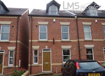 Thumbnail 3 bed town house to rent in Weaver Street, Winsford