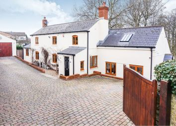 Thumbnail 4 bedroom detached house for sale in High Street - Blunsdon, Swindon
