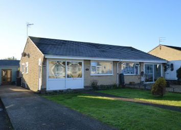 Thumbnail 2 bedroom semi-detached bungalow for sale in Claremont Avenue, Gillingham