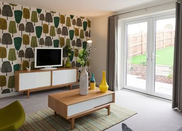 """Thumbnail 3 bedroom property for sale in """"The Cornflower At Bardon View, Coalville"""" at Bardon Road, Coalville"""