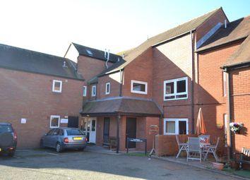 Thumbnail 1 bed flat to rent in Seward Close, Cowl Street, Evesham