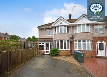 4 bed end terrace house for sale in Crossway Road, Finham, Coventry CV3