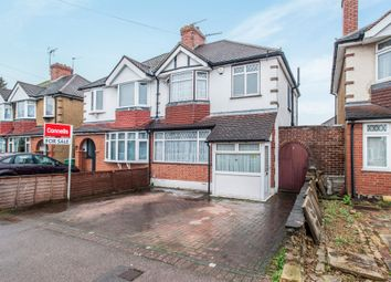 Thumbnail 3 bedroom semi-detached house for sale in Greenwood Drive, Watford