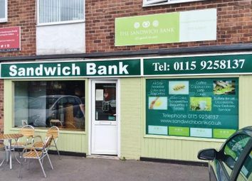 Thumbnail Restaurant/cafe to let in 151 Attenborough Lane, Nottingham
