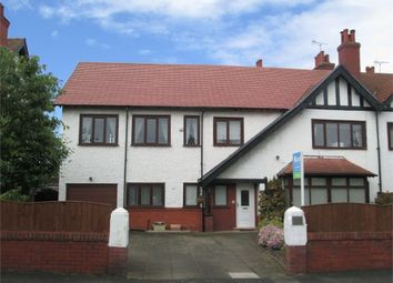 Thumbnail 4 bed semi-detached house for sale in Hall Road East, Blundellsands, Merseyside