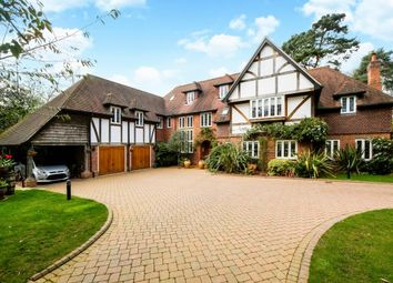 Thumbnail 6 bedroom property to rent in The Glade, West Byfleet