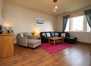 Thumbnail 3 bedroom flat for sale in Park Crescent, Stewarton, Kilmarnock, East Ayrshire