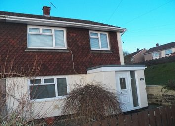 Thumbnail 3 bedroom property to rent in Caerphilly Avenue, Bonymaen, Swansea