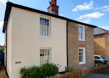 Thumbnail 2 bed semi-detached house for sale in Latimer Rd, Teddington