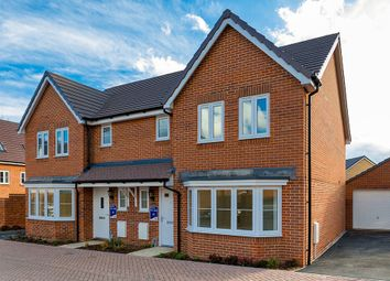 """Thumbnail 3 bedroom detached house for sale in """"The Epsom"""" at Appleton Way, Shinfield, Reading"""