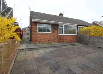 Thumbnail 2 bed semi-detached bungalow for sale in Costain Grove, Norton, Stockton-On-Tees