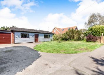 Thumbnail 3 bed bungalow for sale in Reydon, Southwold, Suffolk