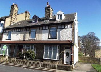Thumbnail 4 bed end terrace house for sale in Poplar Terrace, Bingley, West Yorkshire