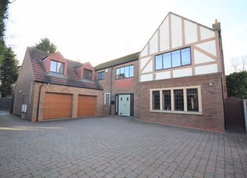 Thumbnail 5 bed detached house for sale in Cantley Lane, Cantley, Doncaster