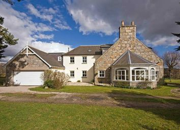 Thumbnail 5 bed detached house for sale in Kemnay, Inverurie, Aberdeenshire