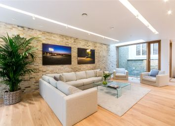 Thumbnail 3 bed property to rent in Bingham Place, London