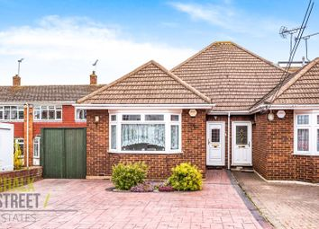 Thumbnail 2 bed semi-detached bungalow for sale in Lodge Lane, Collier Row