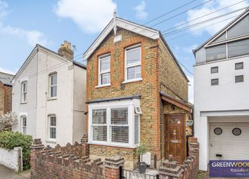 Thumbnail 3 bed detached house for sale in Elm Road, North Kingston Upon Thames