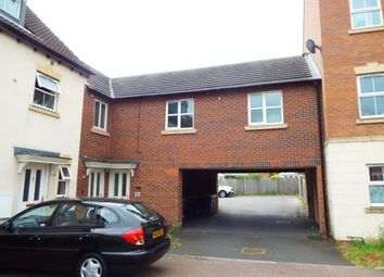 Thumbnail 1 bed flat for sale in Wilkinson Close, Chilwell, Nottingham