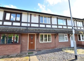 Thumbnail 2 bed terraced house for sale in The Paddocks, Littlethorpe, Leicester