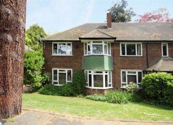 Thumbnail 2 bed flat for sale in Haversham Close, Twickenham