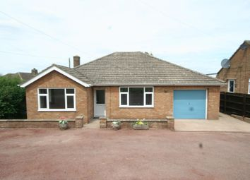 Thumbnail 2 bed detached bungalow to rent in Toll Bar, Great Casterton, Stamford