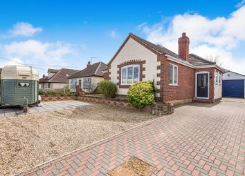 Thumbnail 3 bed detached bungalow for sale in Crostwick Lane, Spixworth, Norwich