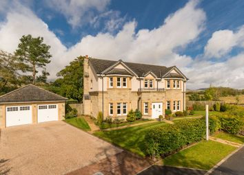 Thumbnail 5 bed detached house for sale in 3 Rutherford Castle Green, West Linton