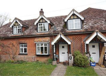 Thumbnail 2 bed terraced house for sale in The Village, Salisbury
