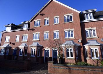 Thumbnail 3 bed town house for sale in Wilson Close, Daventry