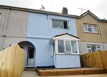 Thumbnail 2 bedroom terraced house for sale in Bowles Road, Falmouth