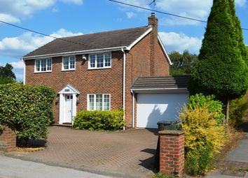 Thumbnail 5 bed detached house to rent in Thursley Road, Elstead