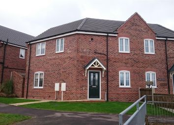 Thumbnail 3 bed property to rent in Piper Road, Arkwright Town, Chesterfield