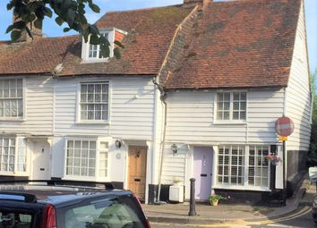 Thumbnail 2 bed end terrace house for sale in High Street, Cranbrook