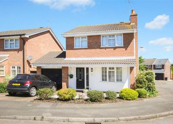 Thumbnail 3 bed detached house for sale in Gifford Road, Stratone Village, Swindon