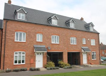 Thumbnail 5 bed terraced house for sale in Moat Lane, Solihull